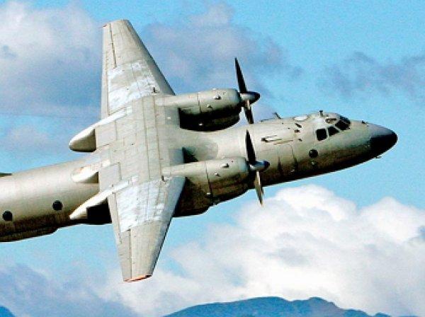 Минобороны уточнило данные о погибших при крушении Ан-26 в Сирии