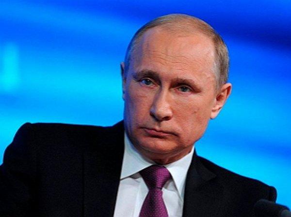 Путин прокомментировал фотографии верхом на медведе