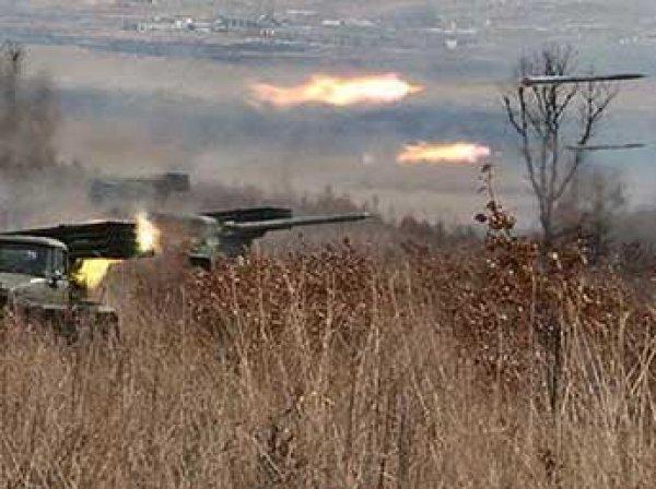 """Минобороны показало видео стрельбы лазерными снарядами """"Краснополь"""""""