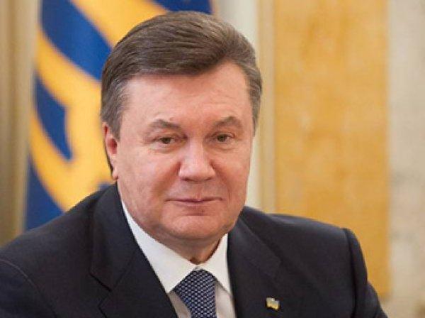 """""""В стране царят хаос и анархия"""": в Сеть попало письмо Януковича Путину"""