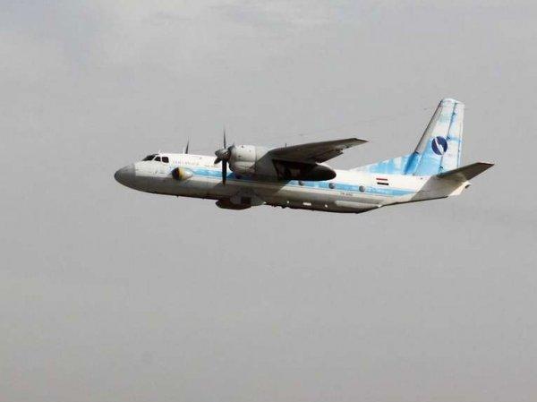 В Сирии упал российский самолет Ан-26: погибли 32 человека