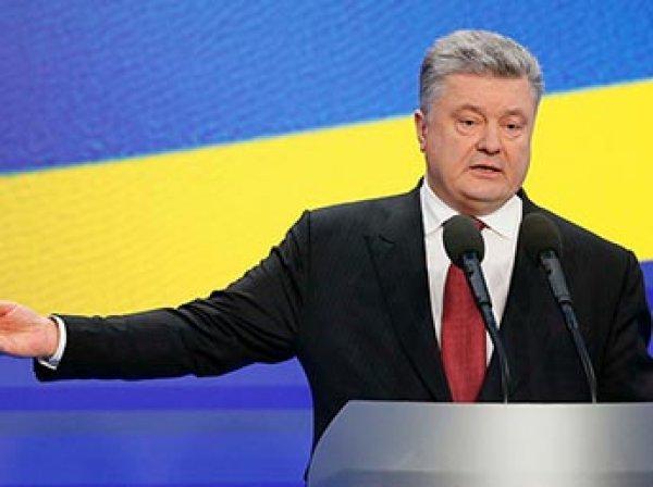 Порошенко назвал свое главное требование к Путину
