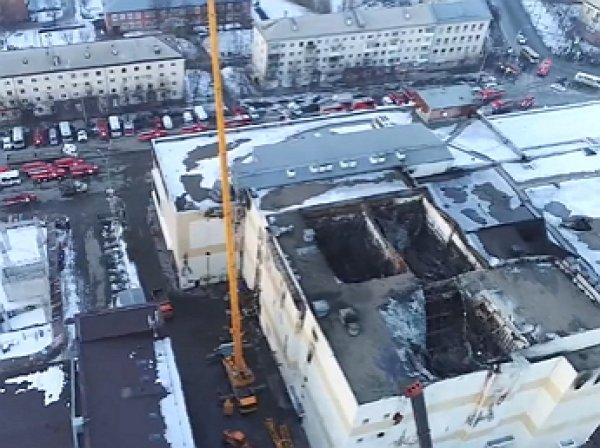 Пожар в Кемерово, последние новости: Владимир Путин прибыл на место трагедии