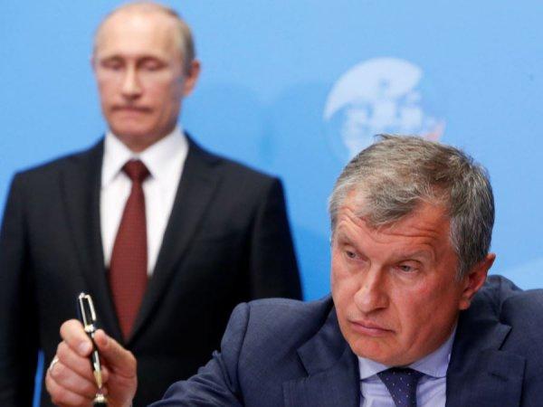 """СМИ: """"Роснефть"""" строит в Сибири базу отдыха для Путина и """"приближенных"""" за 9 млрд рублей"""