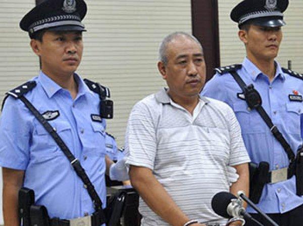 Китайского Джека-потрошителя приговорили к смертной казни