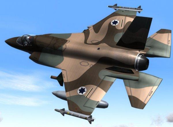 Истребители Израиля обманули радары РФ в Сирии