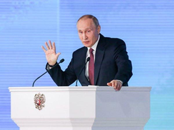 Путин в интервью NBC раскрыл подробности испытаний новейших ракет