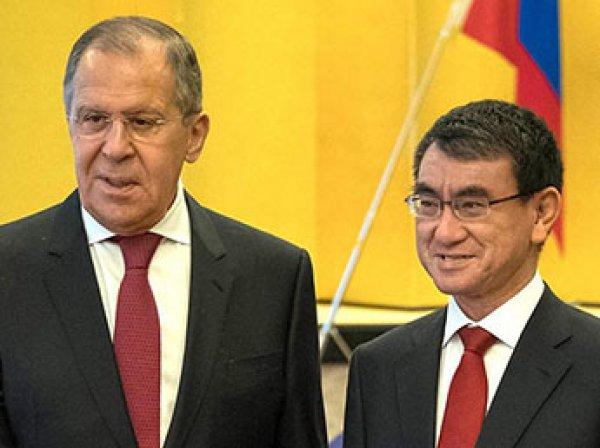 Глава МИД Лавров пошутил о вмешательстве России в погоду Японии