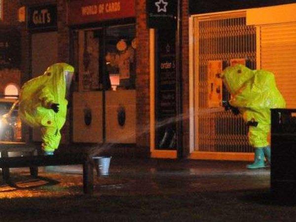 The Telegraph выяснил, как Скрипалю доставили отравляющее вещество