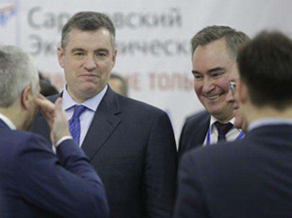 Ряд крупных российских СМИ разрывает контакты с Госдумой после скандала со Слуцким