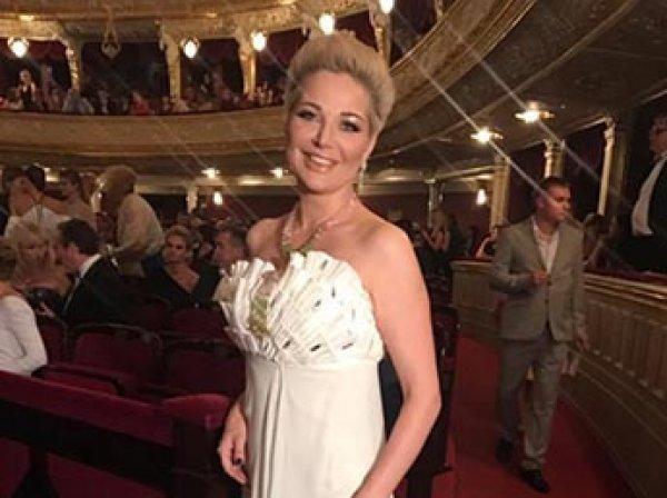 Сбежавшая на Украину Максакова высказалась о романе с Грудининым, который ей приписывают СМИ