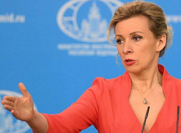 Захарова обвинила Лондон в экспериментах над людьми