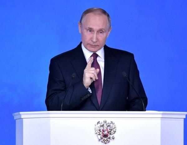 Послание Путина Федеральному собранию не удивило США и шокировало Германию