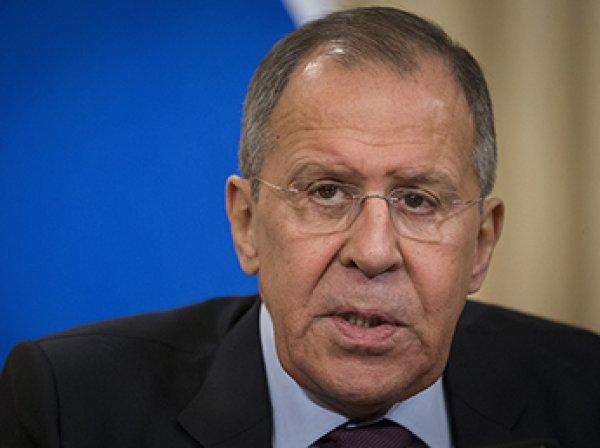 """Лавров рассказал о """"невнятном ответе"""" Лондона и российском гражданстве дочери Скрипаля"""