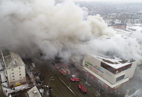 "Пожар в Кемерово: в ТРЦ ""Зимняя вишня"" погибли 37 человек, еще 69 - пропали без вести (ФОТО, ВИДЕО)"