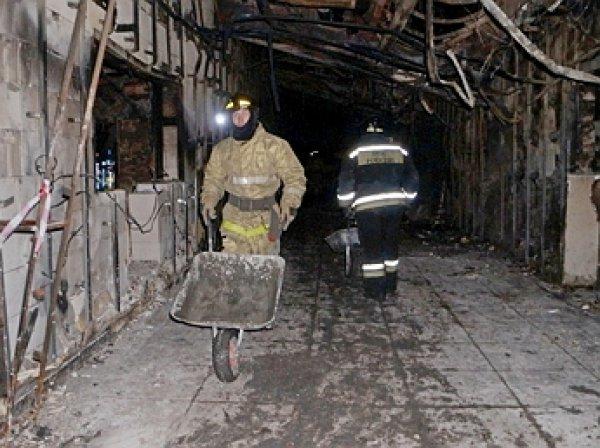Арестован новый фигурант дела о пожаре в Кемерове