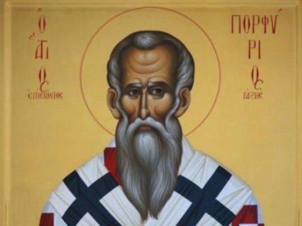 Какой сегодня праздник: 11 марта 2018 года отмечается церковный праздник Порфирий Поздний