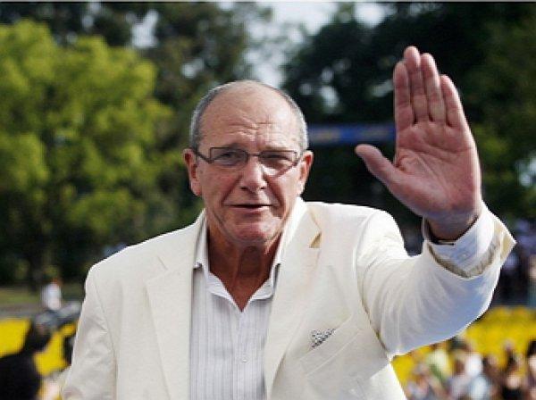 Эммануил Виторган в третий раз стал отцом в 78 лет
