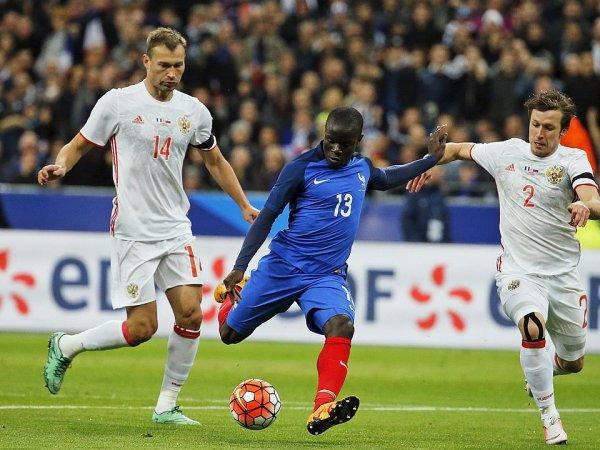 Россия – Франция, товарищеский матч 2018: где смотреть онлайн 27 марта, составы команд, прогноз, (ВИДЕО)