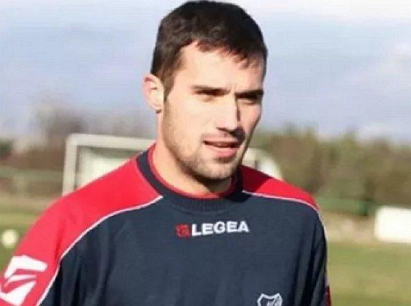Хорватский футболист умер после попадания мяча в грудь
