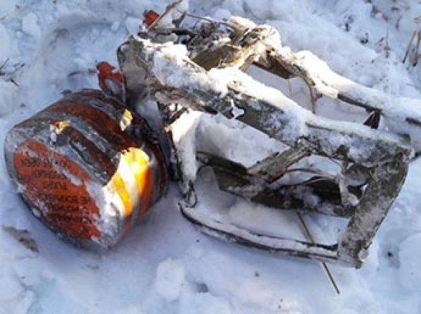 В Сети появилась расшифровка переговоров пилотов потерпевшего крушение Ан-148