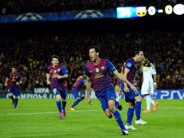 """""""Барселона"""" и """"Челси"""" сойдутся в ответном матче плей-офф Лиги чемпионов"""