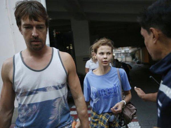 """СМИ: Алекс Лесли и Настя Рыбка незадолго до ареста собирались передать США """"секретный архив"""""""