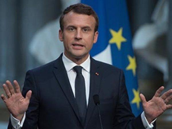 """Франция вслед за Британией применит к России санкции по """"делу Скрипаля"""""""