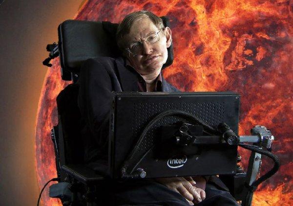 Физик-теоретик Стивен Хокинг умер в Великобритании