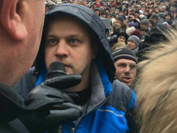 """Потерявший в """"Зимней вишне"""" всю семью Игорь Востриков признался, что его """"вразумил"""" Тулеев"""