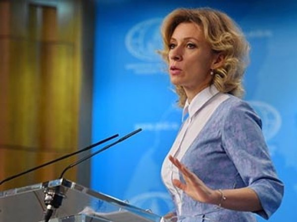 Захарова ответила на угрозы Джонсона о пропуске ЧМ-2018