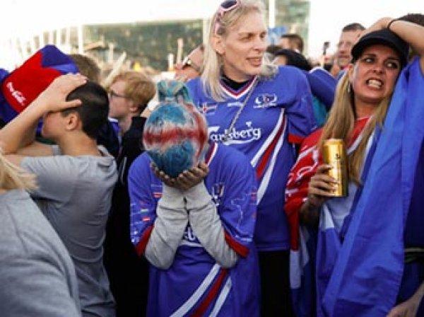 Исландия объявила бойкот ЧМ-2018 в России