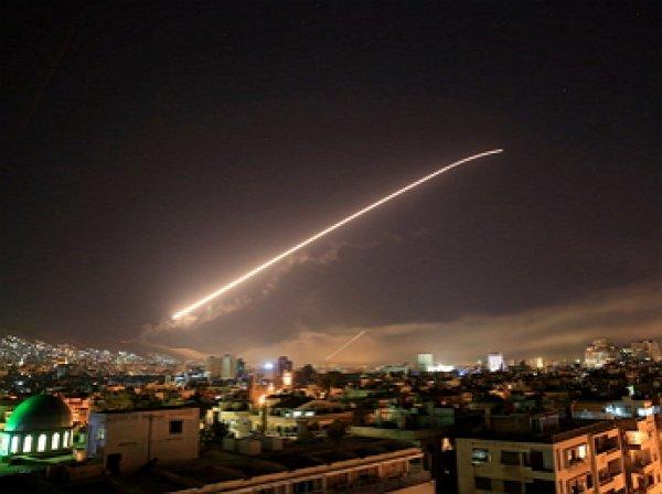 Пентагон назвал профессиональным поведение ВС РФ во время удара США по Сирии