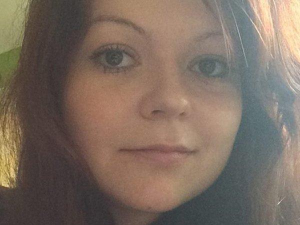 СМИ: Юлия Скрипаль сделала неожиданный звонок в Россию