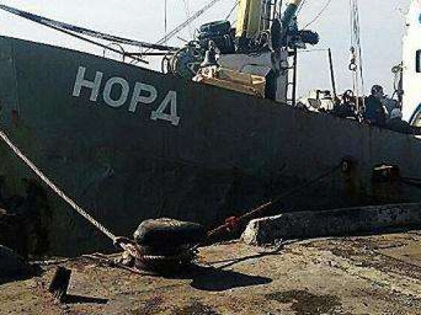 "Москва предупредила Киев о жестком ответе из-за задержания экипажа ""Норд"""