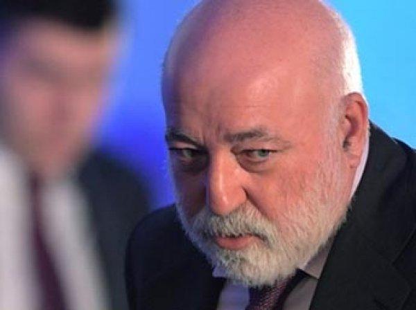 Из-за санкций заморожены ,5–2 млрд активов Виктора Вексельберга