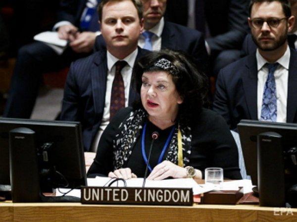 Британия назвала заявления Минобороны РФ «наглой ложью»
