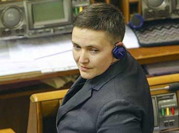 Савченко обнародовала политическую программу с масштабными реформами на Украине