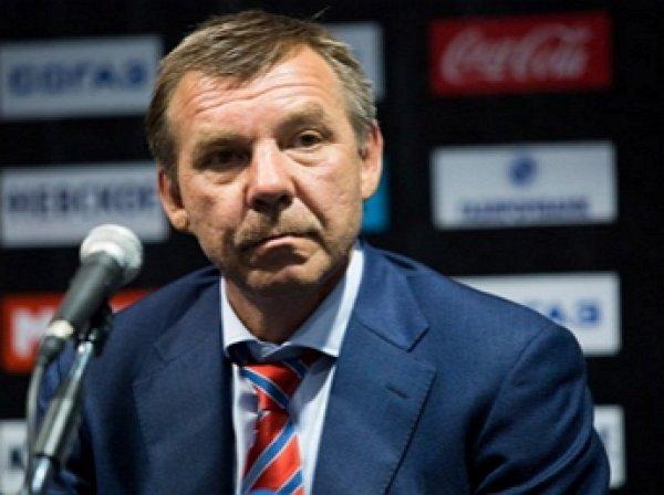 СМИ узнали вероятную причину ухода Знарка из сборной