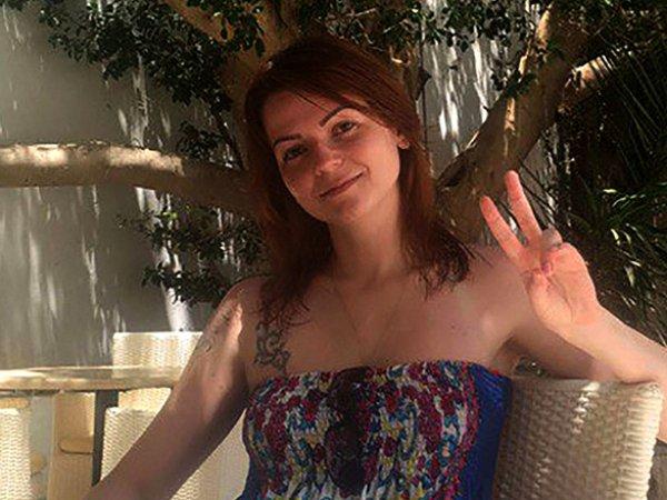 СМИ: Юлию Скрипаль выписали из больницы
