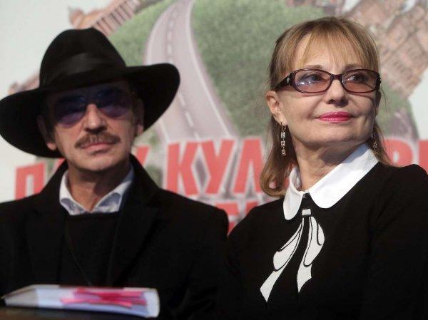 Жена Боярского рассказала о страшном алкоголизме артиста