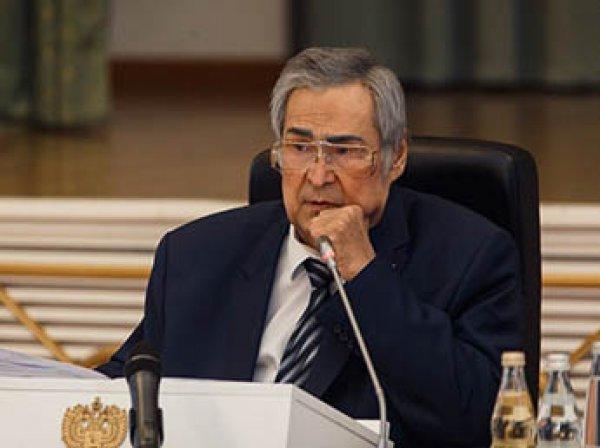 Тулеев стал спикером парламента Кузбасса