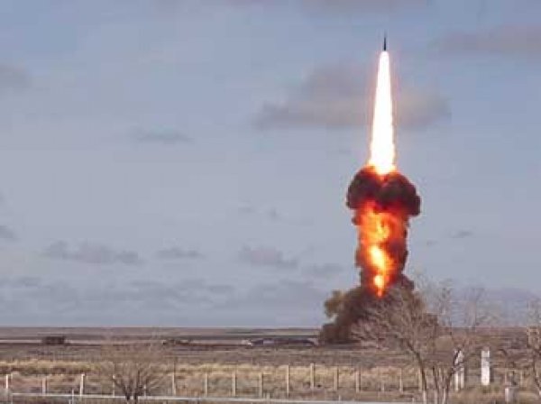 Минобороны показало видео испытаний новой российской противоракеты