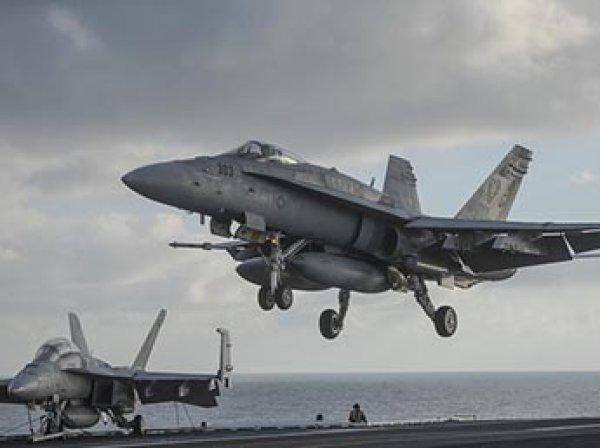 СМИ узнали о восьми возможных целях авиаударов США по Сирии