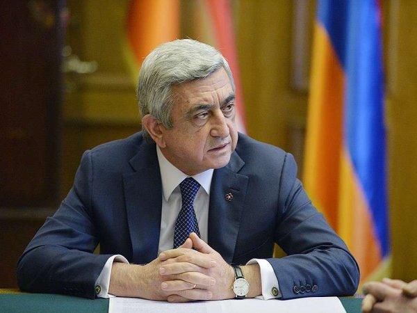 Премьер-министр Армении подал в отставку на фоне массовых акций протеста в стране