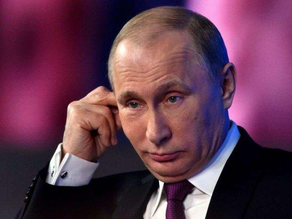 Путин прокомментировал удар США с союзниками по Сирии