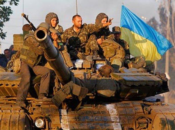 Военный прокурор Украины рассказал о сотнях самоубийств военных с начала операции на Донбассе