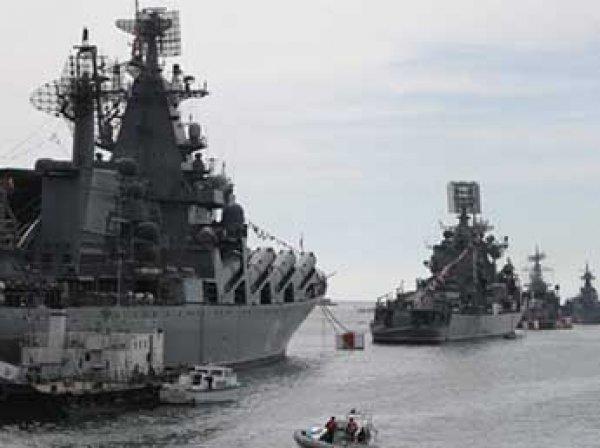"""Черноморский флот готов патрулировать еще и Азовское море для борьбы с """"украинским пиратством"""""""