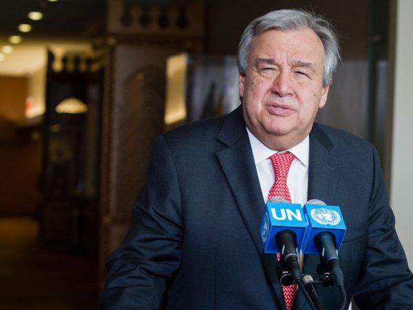 """Генсек ООН объявил о возвращении новой """"холодной войны"""""""
