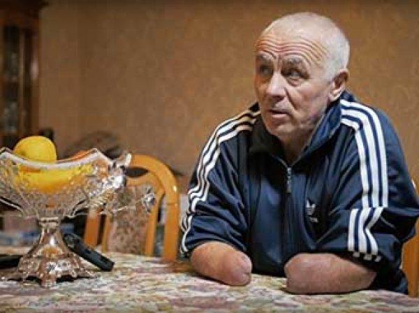 """Безрукого жителя Нальчика обвинили в удушении полицейских """"кистями обеих рук"""""""